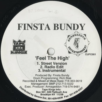 HH_FINSTA BUNDY_FEEL THE HIGH_201705