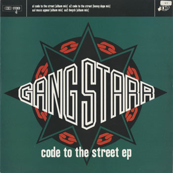 HH_GANG STARR_CODE OF THE STREET EP_201705