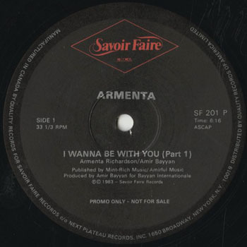 DG_ARMENTA_I WANNA BE WITH YOU_201705