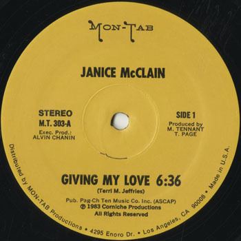 DG_JANICE McCLAIN_GIVING MY LOVE_201705