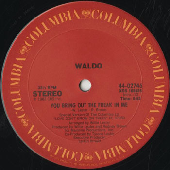 DG_WALDO_YOU BRING OUT THE FREAK IN ME_201705