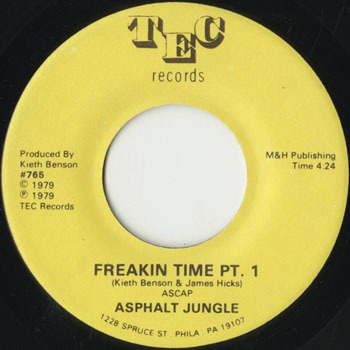 JZ_ASPHALT JUNGLE_FREAKIN TIME_201706