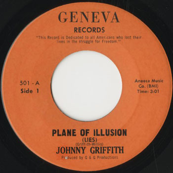 JZ_JOHNNY GRIFFITH_PLANE OF ILLUSION_201706