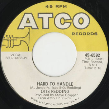 SL_OTIS REDDING_HARD TO HANDLE_201706
