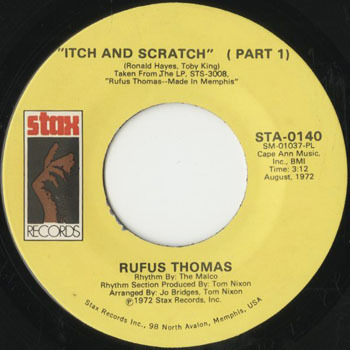 SL_RUFUS THOMAS_ITCH AND SCRATCH_201706