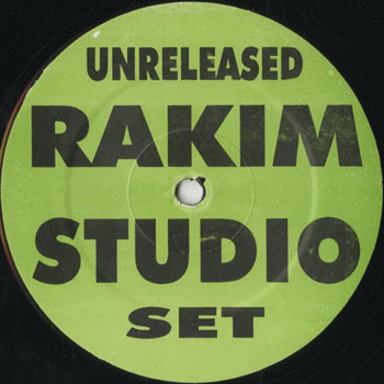 HH_RAKIM_UNRELEASED RAKIM STUDIO SET_201706