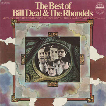 OT_BILL DEAL and THE RHONDELS_THE BEST OF BILL DEAL and THE RHONDELS_201707