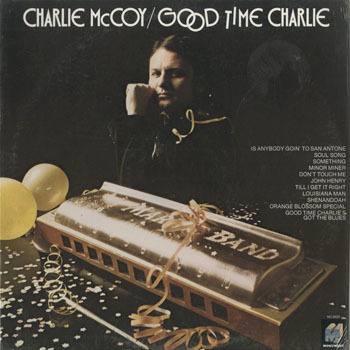 OT_CHARLIE McCOY_GOOD TIME CHARLIE_201707