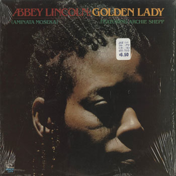 JZ_ABBEY LINCOLN_GOLDEN LADY_201707