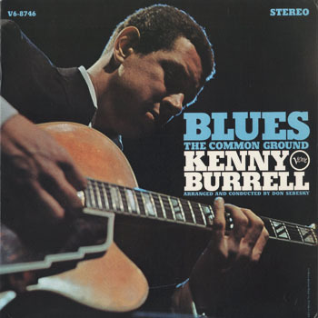 JZ_KENNY BURRELL_BLUES THE COMMON GROUND_201709