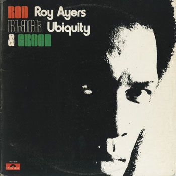 JZ_ROY AYERS UBIQUITY_RED BLACK and GREEN_201709