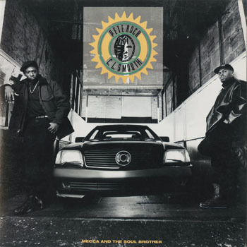 HH_PETE ROCK and CL SMOOTH_MECCA AND THE SOUL BROTHER_201709