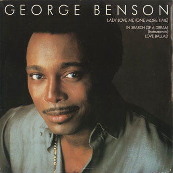 DG_GEORGE BENSON_LADY LOVE ME_201710