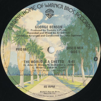 DG_GEORGE BENSON_THE WORLD IS A GHETTO_201710