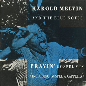 DG_HAROLD MELVIN_PRAYIN GOSPEL MIX_201710