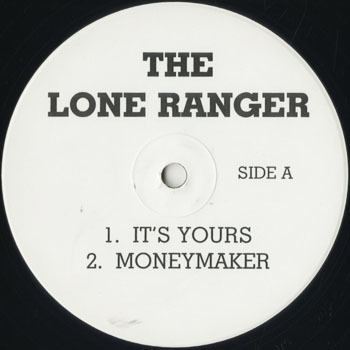 HH_LONE RANGER_ITS YOURS_201801