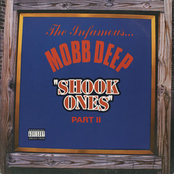 HH_MOBB DEEP_SHOOK ONES PART II_201801
