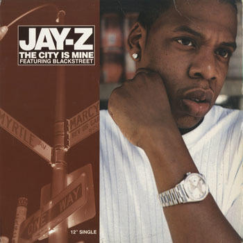 HH_JAY Z_THE CITY IS MINE _201801