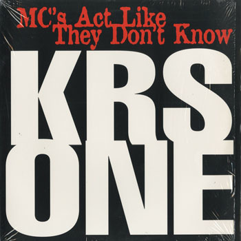 HH_KRS ONE_MCS ACT LIKE THEY DONT KNOW _201801