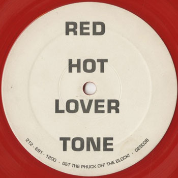 HH_RED HOT LOVER TONE_FOR MY NIGGAZ_201801