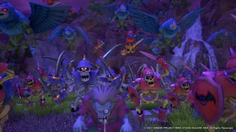 魔物の軍勢
