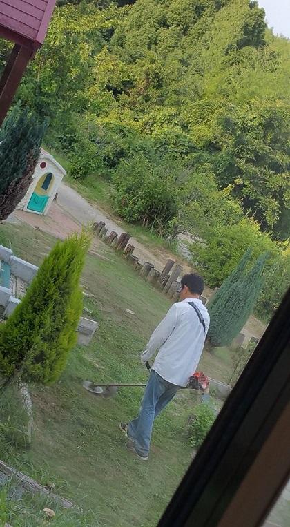 たかし 草刈3