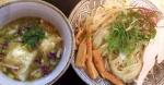 のどぐろと鯛のつけ麺(