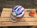 ヘルメット マスキング DIY 塗装