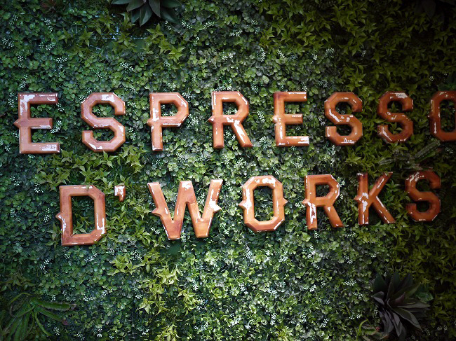 ESPRESSO D WORKS