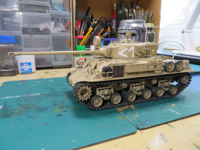 M50 Super Sherman の7