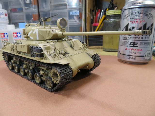 M50 Super Sherman の8