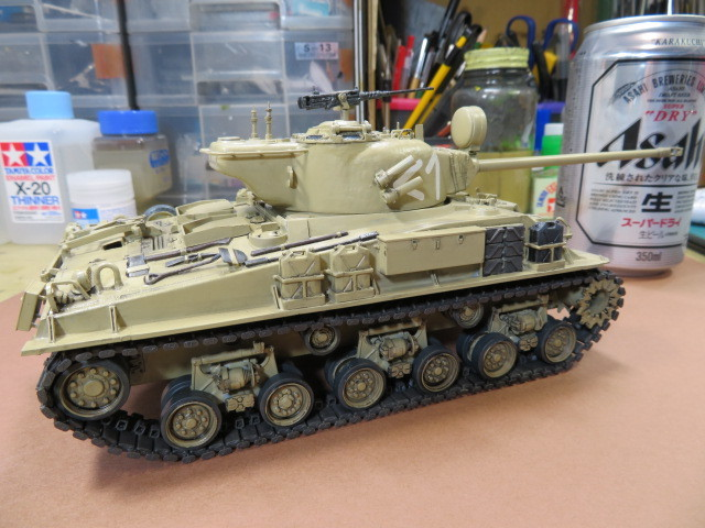 M50 Super Sherman の9