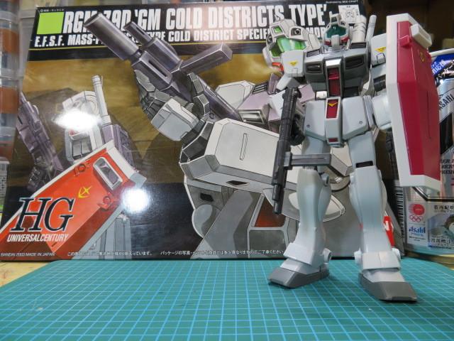 RGM-79D GM CDT の1