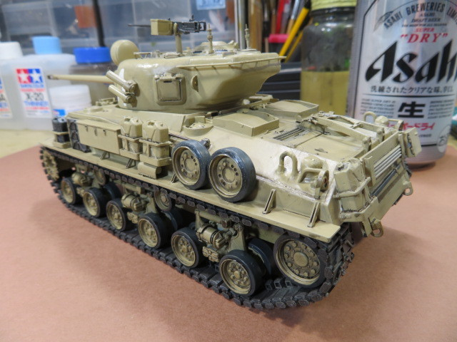 M50 Super Sherman の10
