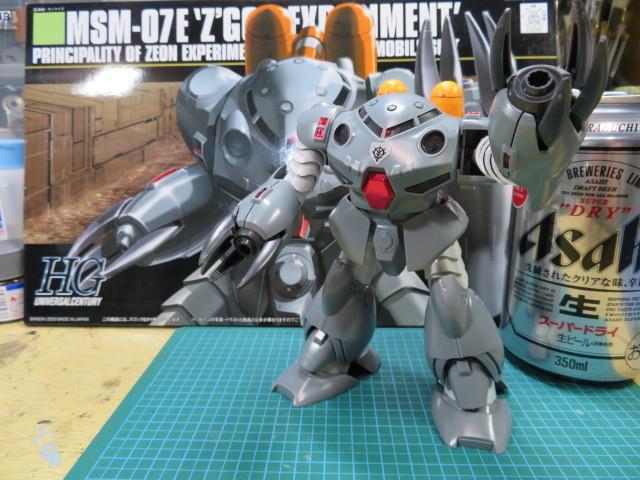 MSM-07E ZGOK-E の1