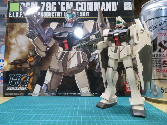 RGM-79G GM COMMAND の1