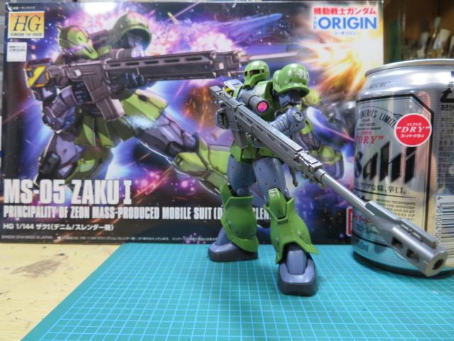 MS-05 ZAKUⅠ の2