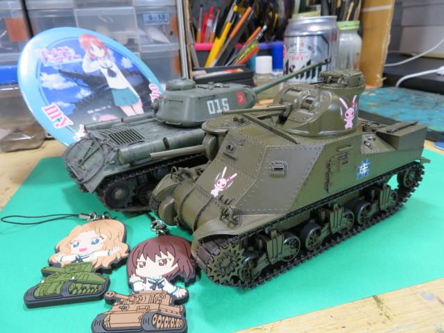 ガルパン M3中戦車リー タミヤ 35