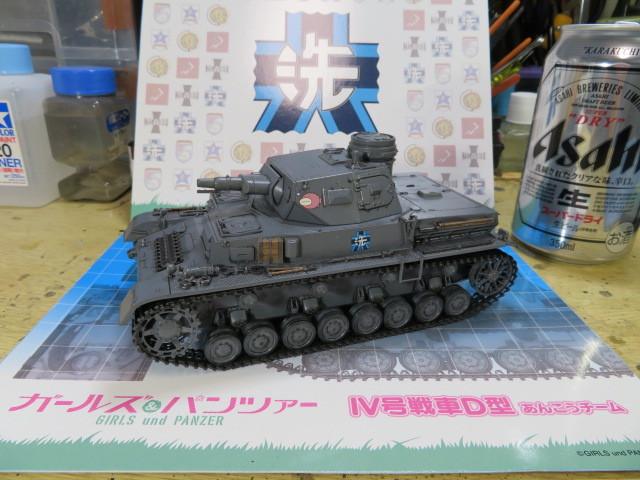 ガルパン Ⅳ号戦車D型 プラッツ 35