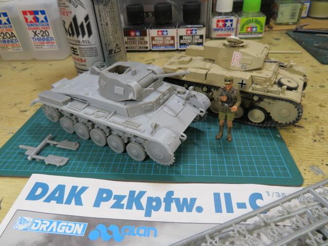 ドラゴン アラン 35 DAKⅡ号C型 の1