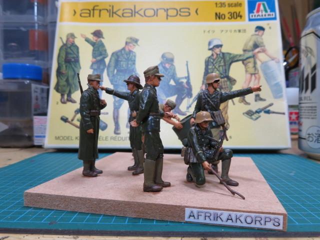 イタレリ アフリカ軍団 の2