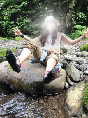 シワガラの滝オマケ