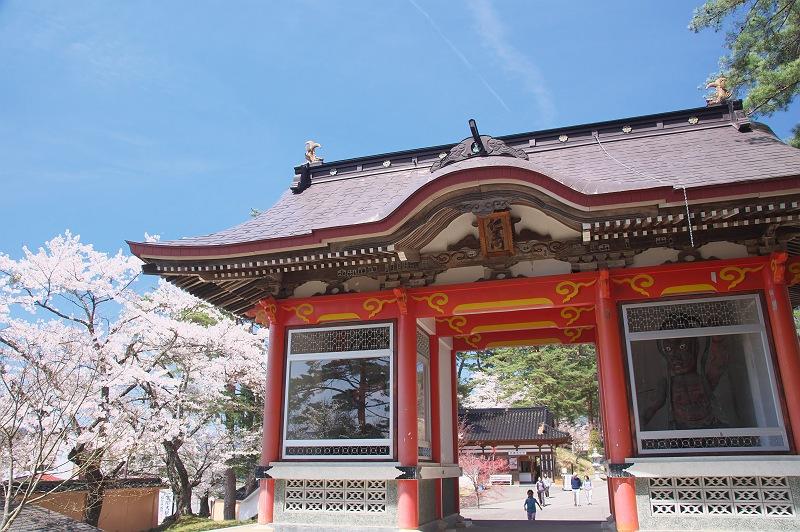 福泉寺に訪れる春