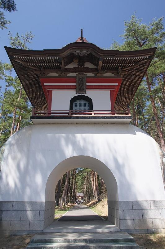 福泉寺に訪れる春 四