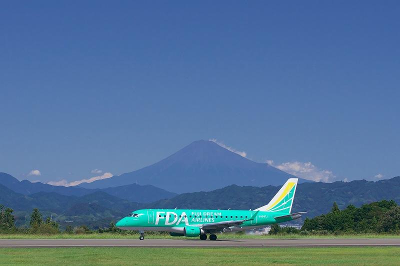 久し振りの静岡空港