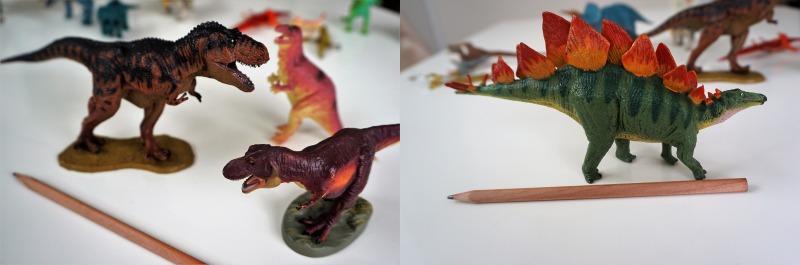 恐竜フィギュア1