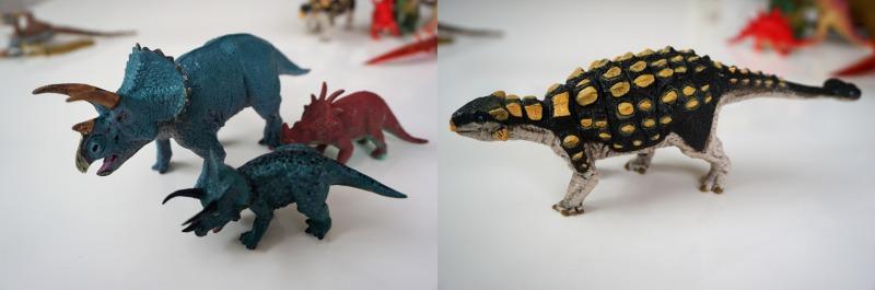 恐竜フィギュア3