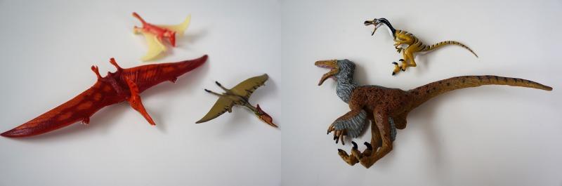 恐竜フィギュア4