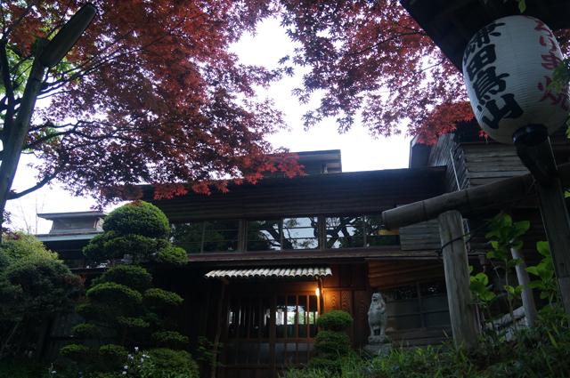 ゴールデンタイムの鎌田鳥山