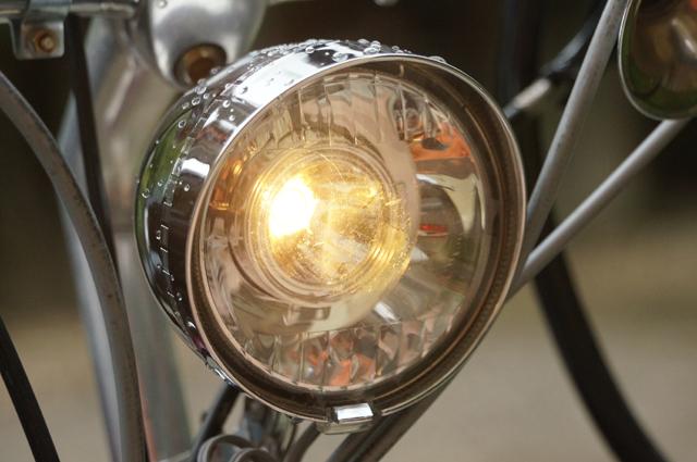 丸善電気LEDヘッドライト改
